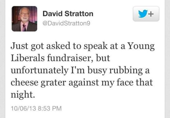 5 star response from David Stratton