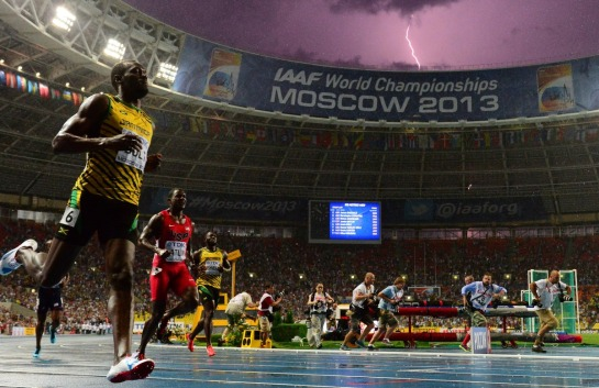 Usain Bolt (of Lightning)